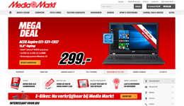 Screenshot Media Markt